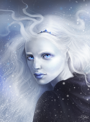 The Night's Queen by SandraWinther