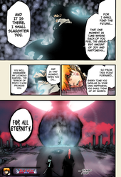 Yhwach leaving Ichigo in complete DESPAIR by iZN1337