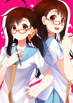 Nisekoi : My Teacher Can't be This Cute! by Riki-to