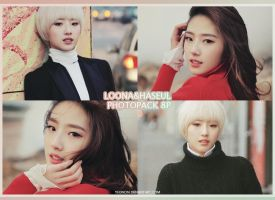 LOONA  HaSeul photopack 8P by yeoncin