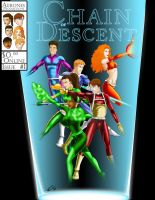 Chain of Descent: Issue 1 by Aerones