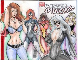 Spidey Cover 648 by RyanMKincaid