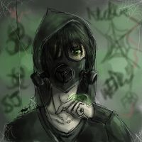 My Web of Toxins by ShadowJade120008