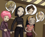 Code Lyoko Body Swap by TheWalrusclown