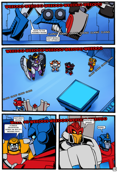 Transformers: Bloodline PAGE 19 by KingRebecca