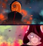 Tobi and Kabuto by Salty-art