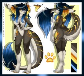 .:Anthro Oc For Adopt:closed by Fur-What-Loo