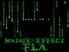 Matrix Effect - FLA by 5uRt
