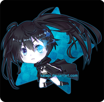 Black Rock Shooter by Kaiapi