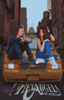 HEY ANGEL - WATTPAD COVER by AdmireMyStyle