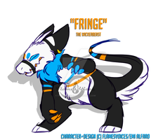 Fringe the Wickerbeast by FlamesVoices