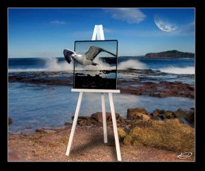 The Easel by dehouse42