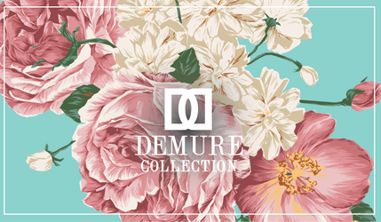 DEMURE COLLECTION by razangraphics