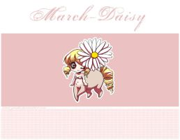 March by zambicandy