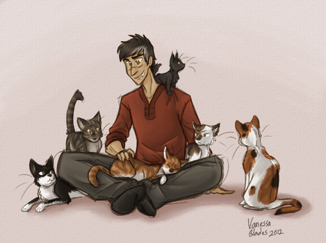 KITTIES by Senav