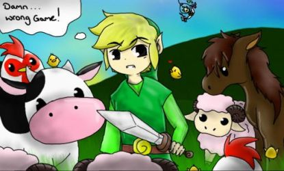 Epic Fail Link by KaitoSV