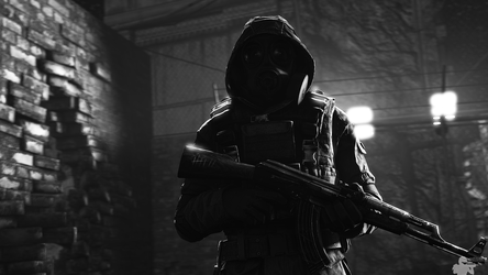 Get out of here STALKER (Mono) by Rookie425