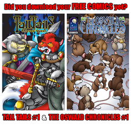 We're giving away some digital comics :D by JDCalderon