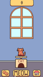 Pixel House of Cats WIP by sicklyseraph