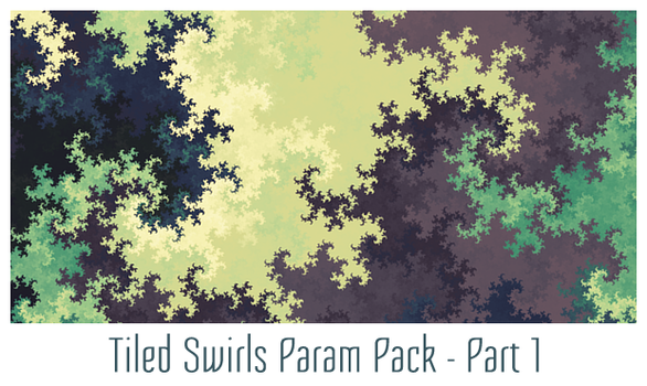 Tiled Swirls Param Pack - Part 1 by tatasz