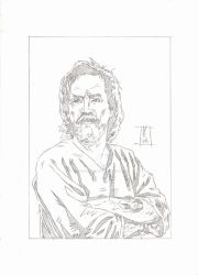 Charles Manson - Artwork 6 P. by The-Real-NComics
