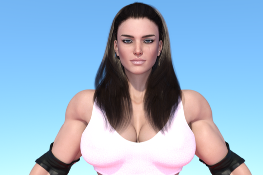 just another buff girl from www.amazonias.net by jstilton