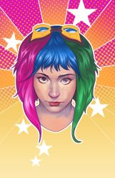 Ramona Flowers by BESTrrr