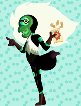 Centipeetle by Dragoon-girl