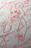Daily doodle/ Inktober #151 by Thecowlawyer