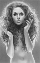 Holy-Moly in graphite by markstewart