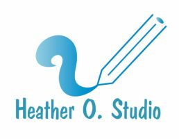 Heather O Studio Logo Concept by stormwhisper02