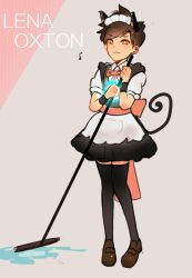Maid Tracer by BJMAKI