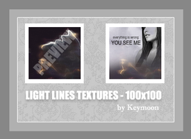 Light Lines Textures - 100x100 by KeyMoon
