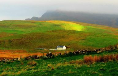 at Shulista, Isle of Skye by Daisy919
