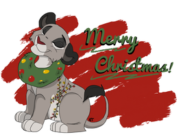 It's Christmas!! by Kitago