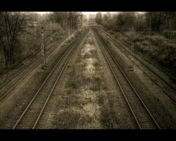 Railroad Impression by Beezqp