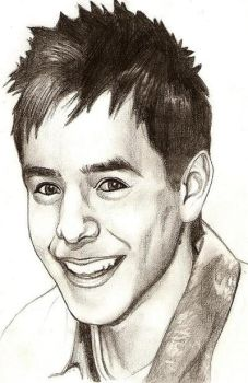 David Archuleta by BadCatMeow