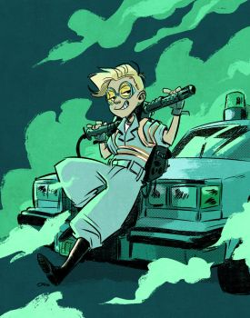 Who you gonna call? by Cabycab
