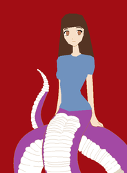 Lamia Form by vampiregirl123456