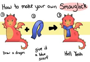 How to make your own Smauglock by ocelot-girl