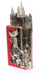 The Victorian Underworld Book Carving by silverscape
