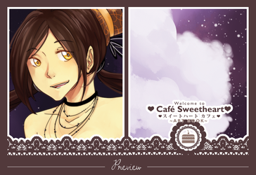 Cafe Sweetheart - Preview by EeNii