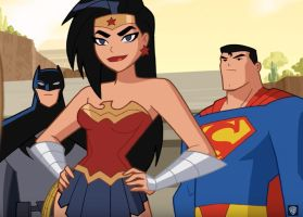 Justice League Action Blog (1/21/2017) by SofiaBlythe2014