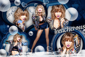 #.~{Treacherous} - Taylor Swift by ISirensDesigns