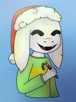 CE - Undertale - Asriel by fancycatto