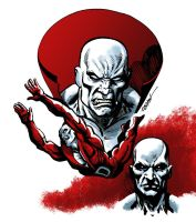 Deadman Sketch by LostonWallace