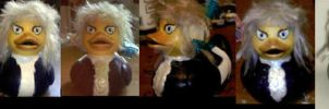 Progression of Jareth Duck by BlueSaltwaterTaffy