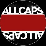 ALL CAPS: CD by frilla