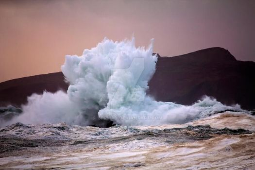 Wave Series i by cprmay
