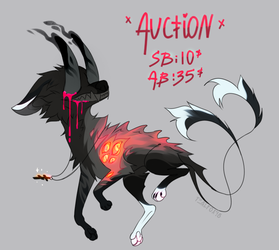17:AdoptableAUCTION[CLOSED] by Teal-Fox-z